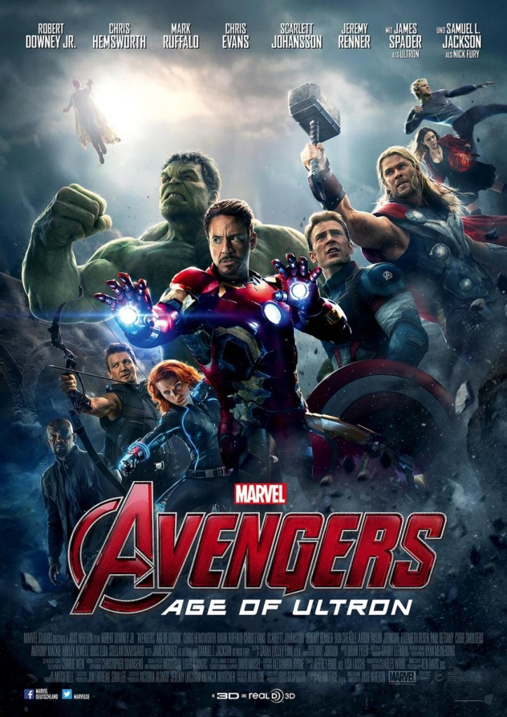 Marvel's The Avengers 2 - Age of Ultron